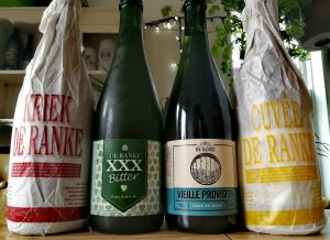 Photo of 4 great beers by De Ranke